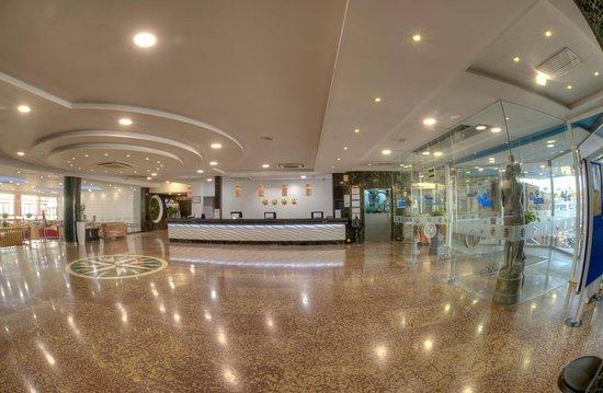 Recepción Hall - Hotel Entremares