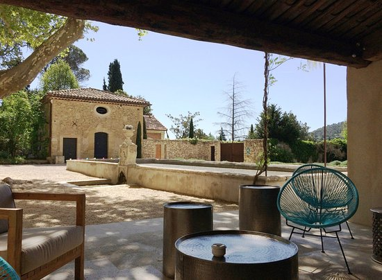 1784 domaine de lourmarin prices b b reviews france tripadvisor - Office tourisme lourmarin ...