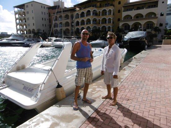 bahía de Simpson, St. Maarten: Sonic Xperience for your St Maarten boat tour