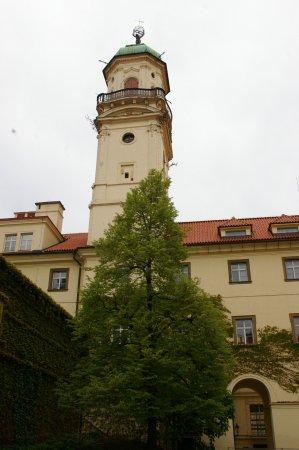 Klementinum Praha: La tour