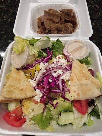 Basil Mediterranean Cafe - Midtown, Oklahoma City - Restaurant
