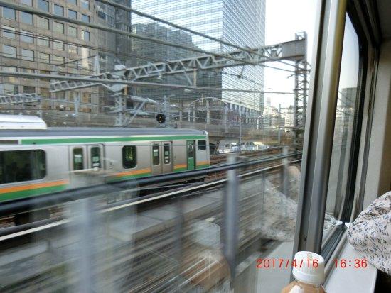 Kanto, Japan: 車窓からの光景