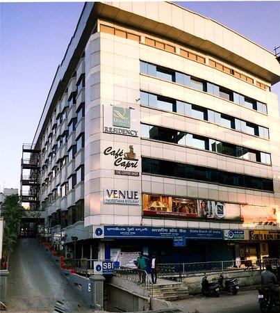 Hotel Quality Inn Residency.