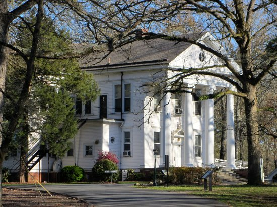 Rome, GA: One of the oldest buildings on campus