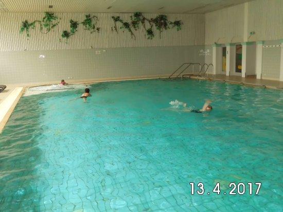Olsberg, Germany: Grosses Schwimmbecken.