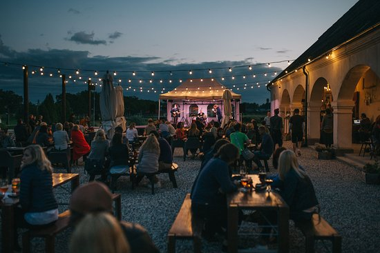 Valmiera, Latvia: Live concerts and fests in the brewery's backyard