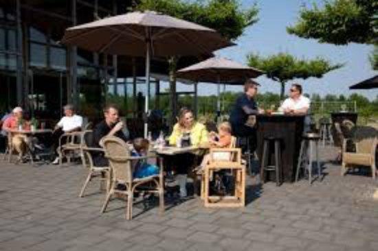 Grand cafe de Hildenberg: terras