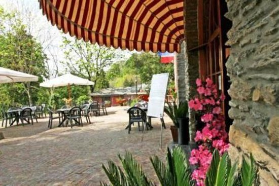 Centro Arnaldi Uscio : Terrazza Bar
