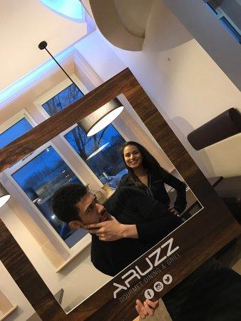 Rawtenstall, UK: Selfie frame....😉
