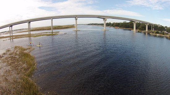 Ocean Isle Beach, NC: Bridge the of nature with a relaxing paddle
