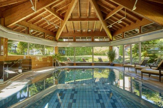 Pool Im H Hotel Alpina Garmisch Partenkirchen Picture Of H Hotel - Hotel alpina garmisch