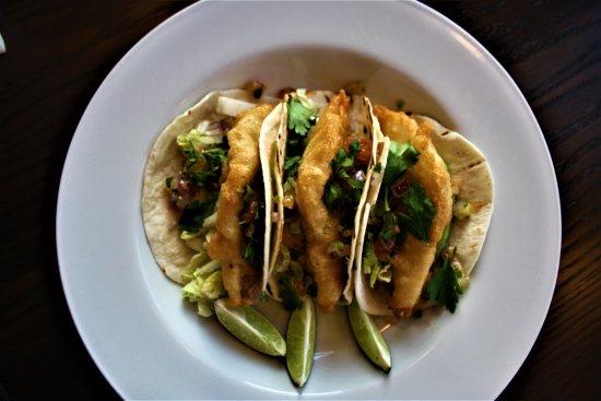 Goderich, Canada: Perch Tacos