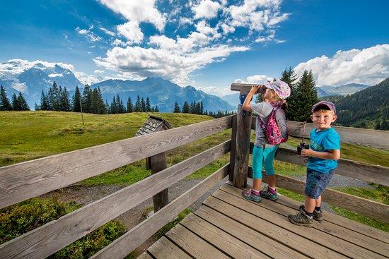Hasliberg, Schweiz: Muggestutz Erlebniswanderweg Käserstatt - Lischen