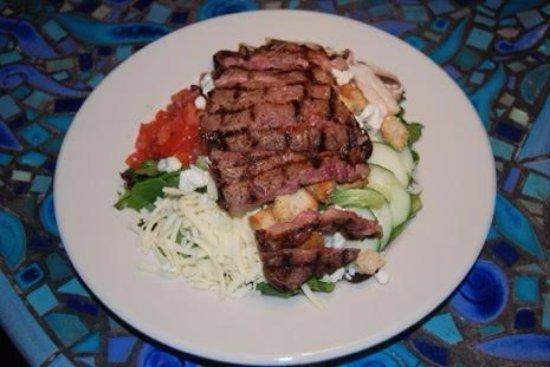 Ruddy Duck Brewery & Grill: Cowboy Salad