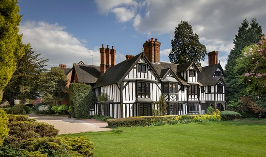 Berkswell, UK: Nailcote Hall Hotel