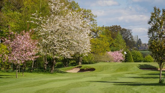 Berkswell, UK: The Cromwell Course Spring