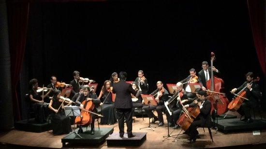 SESI - Espaco Cultural Rui Lima do Nascimento Theater