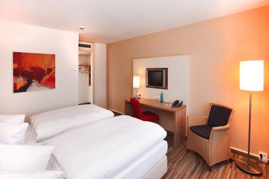 Komfortzimmer im H+ Hotel Bochum