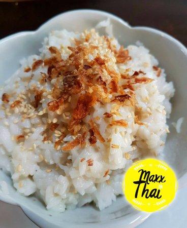Gunnedah, Australia: Creamy Coconut Rice!