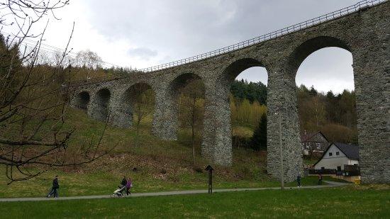 Krystofovo Udoli, Czech Republic: Novinsky viadukt