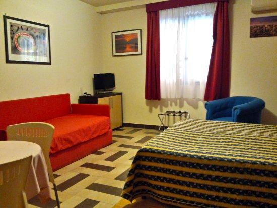 Kassiopea Hotel : Camera Tripla/Familiare