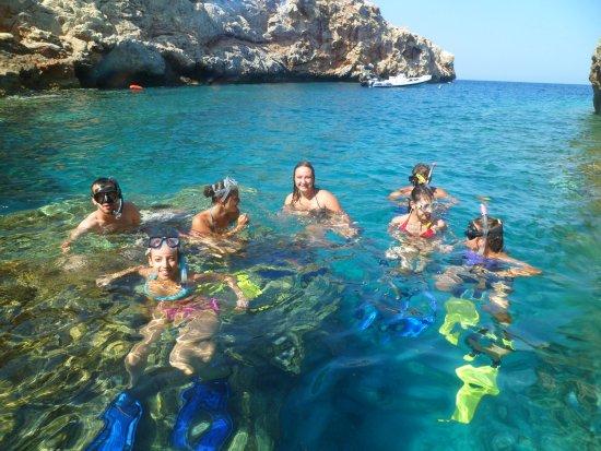 Almyrida, Grecia: Snorkeling Tour