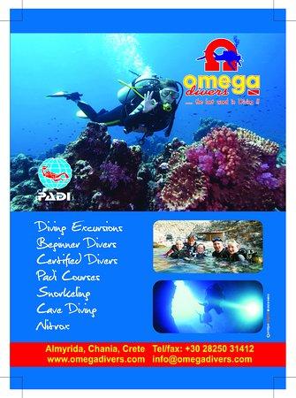 Almyrida, Grecia: Omega Divers poster