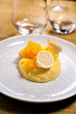 La Garenne-Colombes, France: Citron & orange, meringues comme une tarte au citron