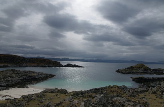 Morar, UK: Triagh Beach