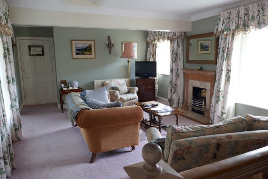 Pooley Bridge, UK: A lovely stay in the Aphrodite room.