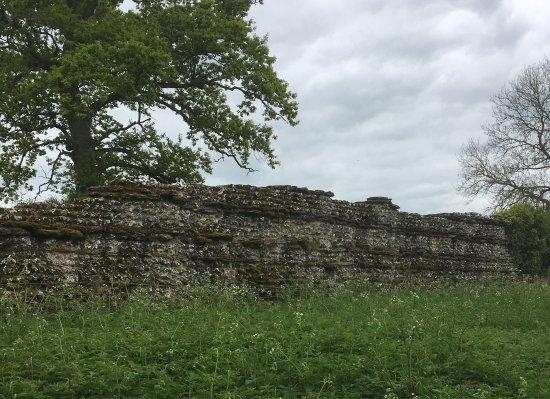 Silchester Roman City Walls and Amphitheatre: photo0.jpg