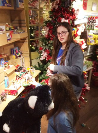 Barrington, NH: Shopping at Calib's