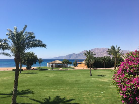 Ibis Styles Dahab Lagoon: This is the view from your balcony