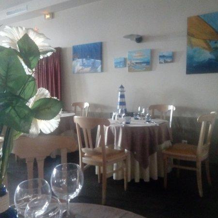 Le Moulin De Mykonos : Nôtre salle..!!