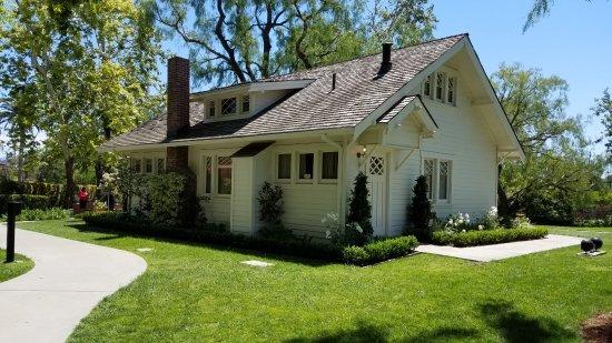 Yorba Linda, Kaliforniya: Richard Nixon Presidential Library and Museum