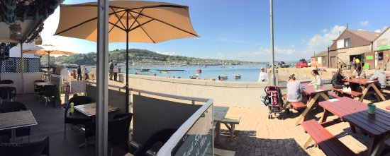 Teignmouth, UK: Scenic view