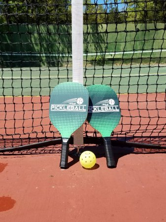 McDade, Teksas: Pickleball anyone?