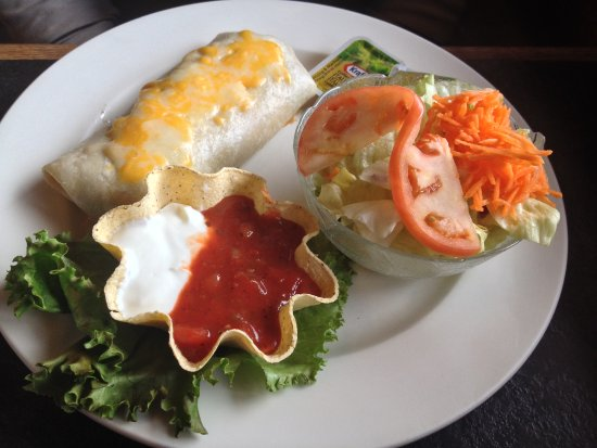 Invermere, Canada: Mexican-style food