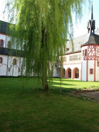 Kloster Eberbach: Innenhof