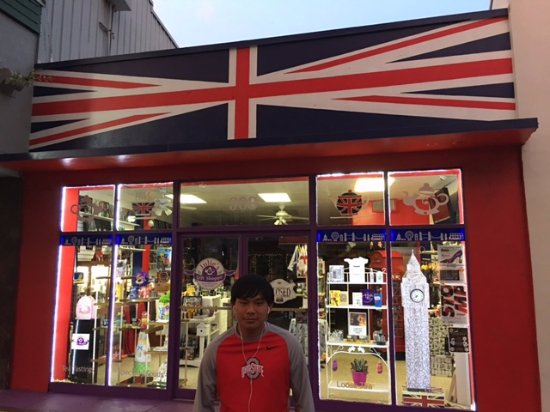 Melbourne, FL: This is Julie's a British store - but also Russian, French, and other international options