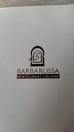 Barbarossa Restaurant & Lounge: Title