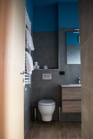 Domaso, Włochy: Bathroom Bungalows