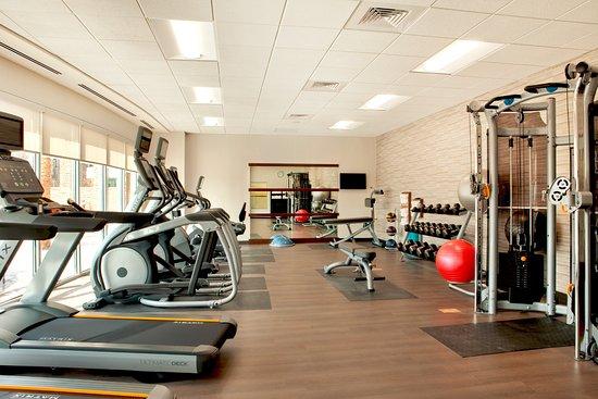 Yonkers, Estado de Nueva York: Fitness Center