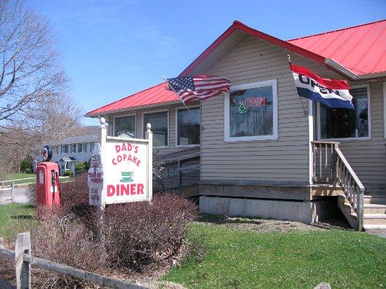 Dad's Diner Copake