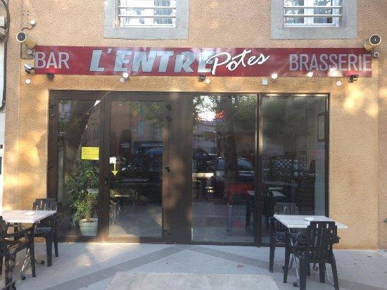 Rieux Minervois, France : l'Entre Potes Bar- Brasserie