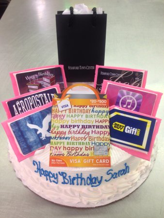 Angela Mia Italian Pastry Gift Card Birthday Cake Great Idea