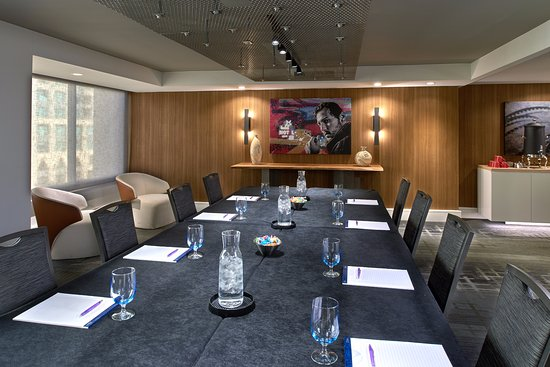 Elegant executive conference room - Picture of Kimpton Hotel Palomar ...