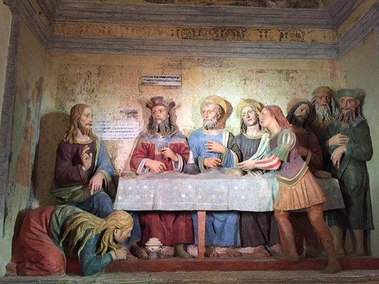 San Vivaldo, إيطاليا: Sacro Monte di San Vivaldo