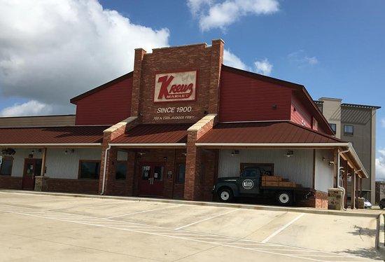 Bryan, TX: Kreuz Market Exterior