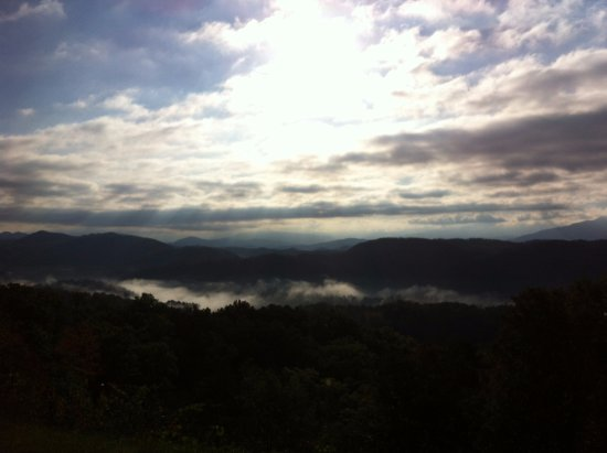 Townsend, TN: Foothills Parkway, Tennessee